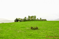 Temple of Deen, Laraghirril County Donegal (Salmix_ie) Tags: temple deen laraghirril culdaff county donegal ireland court tomb megalithic stone structure pagan druid ritual burial chamber nikon nikkor d500 january 2019