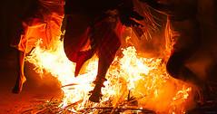 Kandanarkelan- Theyyam (Rajkumar Pandian) Tags: 121clicks theyyam firetheyyam fire kerala incredibleindia southindia