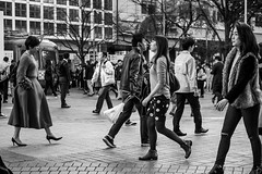 Will It Go Around In Circles? Will It Fly High Like A Bird Up In the Sky? (burnt dirt) Tags: asian japan tokyo shibuya station streetphotography documentary candid portrait fujifilm xt1 bw blackandwhite laugh smile cute sexy latina young girl woman japanese korean thai dress skirt shorts jeans jacket leather pants boots heels stilettos bra stockings tights yogapants leggings couple lovers friends longhair shorthair ponytail cellphone glasses sunglasses blonde brunette redhead tattoo model train bus busstation metro city town downtown sidewalk pretty beautiful selfie fashion pregnant sweater people person costume cosplay boobs