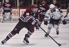Hockey at Northeastern (dailycollegian) Tags: umass university massachusetts amherst hockey sports ice winter northeastern cale makar