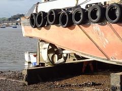 Teign C (MMSI: 235082804) (guyfogwill) Tags: guyfogwill guy fogwill unitedkingdom boats devon bateau riverteign teignmouth boat gbr england river docks winter propeller teignc backbeach riverbeach bateaux teignestuary southwest uk mmsi235082804 mwbm9 tq14 teignbridge workboat teignmouthapproaches newquay thc teignmouthharbourcommission nautical sony dschx60 twinscrews coastal marine