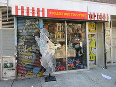 Toy Tokyo Store - Pop Vinyl Figures East Village NYC 1717 (Brechtbug) Tags: toy tokyo store 91 second avenue near 5th street nyc 2019 new york city february 02162019 lower east side 2nd ave collectable figures toys action figure japan japanese anime vinyl pop culture popular funko stuff gallery art asian asia custom kidrobot kid robot