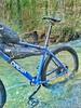 Bike (www.AlastairHumphreys.com) Tags: bike river wash clean sonder mountainbike alpkit