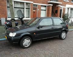 1997 Ford Fiesta 1.3i (Skitmeister) Tags: pxrv53 amsterdam carspot skitmeister car auto pkw voiture