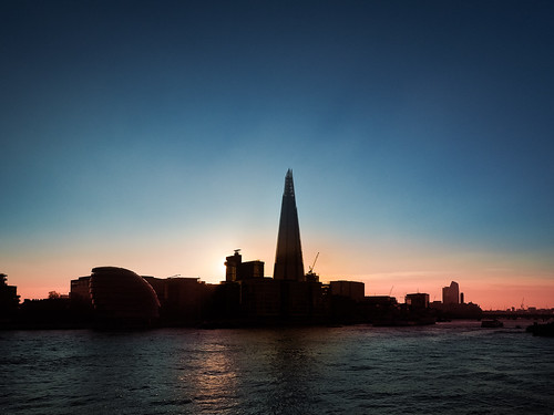 The Shard, from Billingsgate