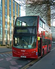 abellio london 9530 SN12 ABO (mj.barbour) Tags: alexander dennis enviro 400 tram replacement bus abellio london 9530 sn12 abo