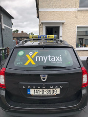 September 2018-4 (romoophotos) Tags: 2018 car dacia september taxi sundriveroad dublin ireland ie