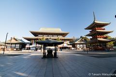Narita-san Shinsho-ji Temple (takashi_matsumura) Tags: naritasan shinshoji temple narita chiba japan ngc nikon d5300 architecture 成田山 新勝寺 成田 千葉 afp dx nikkor 1020mm f4556g vr