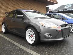 2012 Ford Focus (splattergraphics) Tags: 2012 ford focus customcar ridesandcoffee detailgarage glenburniemd