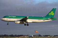 EI-DVI - Aer Lingus A320 (✈ Adam_Ryan ✈) Tags: dub eidw dublinairport 2019 dublinairport2019 airbusboeing eidvi aerlingus a320