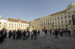 Hofburg Palace 3 (rschnaible) Tags: vienna austria europe hofburg palace outdoors building architecture old history historic