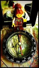 I'm Lost! (PegPrice) Tags: fantasy legoandcompass lego
