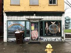 Cincinnati, Ohio 2019 (STREET MASTER) Tags: cincinnatiohio ohio graffiti bridge nightphotography night downtown ghost sign brook