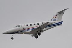 D-IGST (LIAM J McMANUS - Manchester Airport Photostream) Tags: digst bizz peakair raytheon beech 390 premier premier1 prm1 manchester man egcc