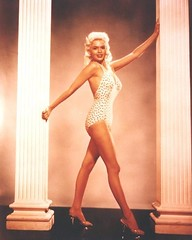 Jayne Mansfield (poedie1984) Tags: jayne mansfield vera palmer blonde old hollywood bombshell vintage babe pin up actress beautiful model beauty hot girl woman classic sex symbol movie movies star glamour girls icon sexy cute body bomb 50s 60s famous film kino celebrities pink rose filmstar filmster diva superstar amazing wonderful photo picture american love goddess mannequin black white tribute blond sweater cine cinema screen gorgeous legendary iconic color colors legs badpak swimsuit busty boobs décolleté schoenen shoes lippenstift lipstick