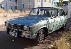 Renault 16 (crash71100) Tags: cars classiccar renault 16 renault16 frenchcar oldfrenchcars oldrenault youngtimers oldcar