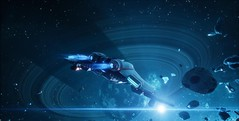 EVERSPACE - Ring view (tend2it) Tags: rockfish games space sim roguelike fighter battle pc xboxone nonlinear crowdfunded everspace