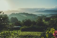 Espagne del Norte (mripp) Tags: art vintage retro old spain espagna landscape landschaft spanien baskenland voigtlander