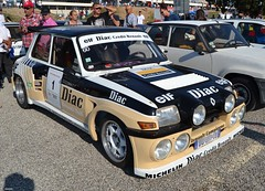 RENAULT 5 Maxi Turbo Groupe B - 1985 (SASSAchris) Tags: renault 5 r5 maxi turbo world series by ricard voiture française losange castellet circuit groupe b rallye