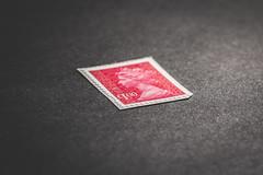 40/365 - £1.00 Stamp
