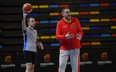 Entrenamientos #SelMAS 20/02/2019 (Baloncesto FEB) Tags: españa