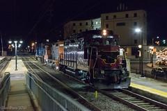 PN W230 @ Lansdale, PA (Dan A. Davis) Tags: newhopeivyland pennsylvanianortheastern pn nhi gp30 c398 gp9rm w230 railroad locomotive train freighttrain pa pennsylvania lansdale