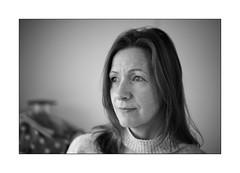 she (Istvan Penzes) Tags: manualfocus rangefinder leicaaposummicronm50mm1250asph penzes leicamptyp240 ingrid bw portrait