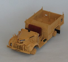 Chevrolet 30 cwt  WIP (S. Bathy) Tags: chevrolet british lrdg ww2 truck auto vevicle 30cwt