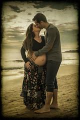 Fotos para Esther #8 (Héctor Rodríguez Maciá) Tags: sanjuan alicante españa spain playa mar costa arena mediterráneo embarazo embarazada