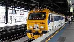 Transport for New South Wales - Close Encounter (1) (john cowper) Tags: transportfornsw trackinspectionvehicle mtvp2 circularquay sydneytrains sydney newsouthwales