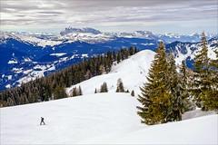 One (Heinrich Plum) Tags: heinrichplum plum fuji xt2 xf1855mm winter winterlandschaft snow schnee berge mountains alpen alps skitour skitouring backcountryskiing ski föhn kaisergebirge bavaria austria heutal unken peitingkopf