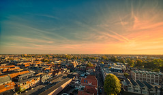 The city of Alkmaar. (Alex-de-Haas) Tags: oogvoornoordholland 11mm adobe adobelightroom alkmaar aurorahdr aurorahdr2019 blackstone d850 dutch europa europe european hdr holland irix irix11mm irixblackstone lightroom nederland nederlands netherlands nikon nikond850 noordholland skylum westfrisia westfriesland westfries architecture architectuur building buildings center centrum cirrus city cityscape gebouw gebouwen innercity sky skyscape stad straat street summer sunset town urban zomer zonsondergang