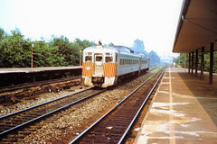 Reading Crusader RDC (ERIE1960) Tags: trains railroad passengertrain newjerseyrailroads reading