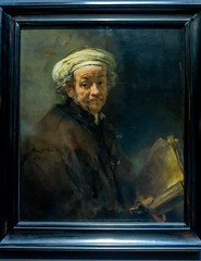 Self Portrait as the Apostle Paul (zeegeezer) Tags: netherlands art rijksmuseum rembrandt