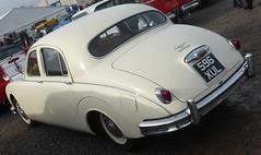 Jaguar 3.4 (1958) (andreboeni) Tags: classic car automobile cars automobiles voitures autos automobili classique voiture rétro retro auto oldtimer klassik classica classico jaguar 34 1958 mk1 mark1 34litre