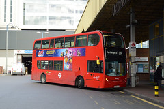 Abellio London 9458 (LJ09CDX) on Route U5 (hassaanhc) Tags: abellio abelliolondon abelliogroup alexander dennis adl enviro enviro400 e400