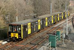 Tyne & Wear Metro: 4030 + 4085 South Gosforth (emdjt42) Tags: tynewearmetro southgosforth branchlinesociety 4085 4030
