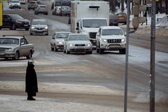 Ленинский проспект (Jess Aerons) Tags: переход пешеход автомобили автомобиль
