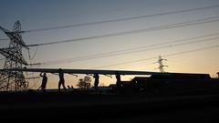 IMG_0120 (fergusmainland) Tags: rowing rudern river remo british tree britain aviron star powershot newcastle nubc natural university canottaggio tyne cannon sunset boat blue sunny