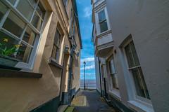 samyang 14mm (istee@live.co.uk) Tags: cromer pier beach seaside wideangle superwideangle sea waves samyang 14mm sonya7rii clouds sky blue