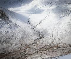 Auchengaich Glen (Russell-Davies) Tags: luss beinneich graham hills glenluss lochlomond nationalpark snow winter river highlands uk scotland hiking landscape canon 6dmkii argyll valley summit