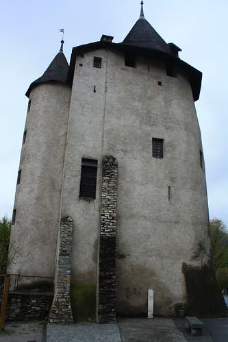 Tour des Sorciers / Witch tower / Кулата на вещиците