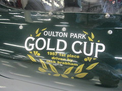 256 Cooper T43 (1957) - Oulton Park Gold Cup (robertknight16) Tags: 2015sstfestlupin cooper british 1950s racecar racingcar motoracing autosport t43 brabham silverstoneclassic bussey