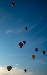 Look at 'em all! (subrec) Tags: lakeland florida hot air balloons sunnfun sun n fun international flyin expo colorfulskies colorfulsky colorful color tampabay tampabayarea tampa orlando airshow pentaxk50 pentax pentaxart bluesky remax