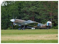Supermarine Spitfire PR.XIX (F-AZJS) (Aerofossile2012) Tags: supermarine spitfire prxix fazjs avion aircraft aviation meeting airshow laferté 2017