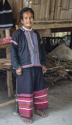 B25A1230 Hill Tribe Resident - Chiang Mai, Thailand