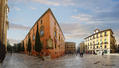 Palacio Arzobispal (puma3023) Tags: palacio arzobispal plaza pasiegas catedral granada
