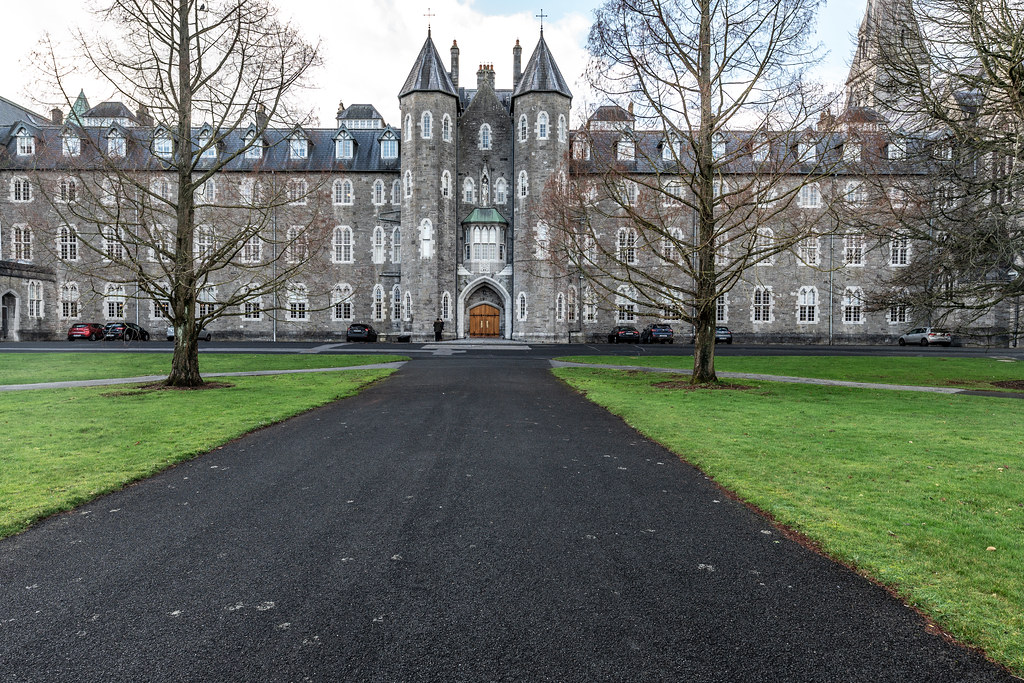 TODAY I VISITED ST. PATRICK'S COLLEGE IN MAYNOOTH [THE NATIONAL SEMINARY OF IRELAND]-147775