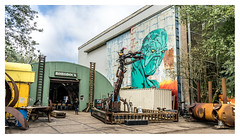 SNUB23... (LukeDaDuke) Tags: adm admamsterdam amsterdam iamsterdam snub snub23 street streetart streetphotography urban urbanart urbanphotography city cityphotography graffiti graffiticharacter