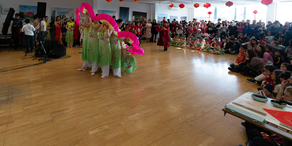 YEAR OF THE PIG - LUNAR NEW YEAR CELEBRATION AT THE CHQ IN DUBLIN [OFTEN REFERRED TO AS CHINESE NEW YEAR]-148927